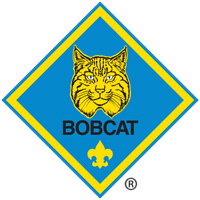 Cub SCout Bobcat Badge
