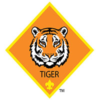 Cub Scout Tiger Badge
